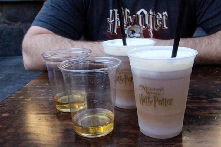 Firewhisky & Butterbeer