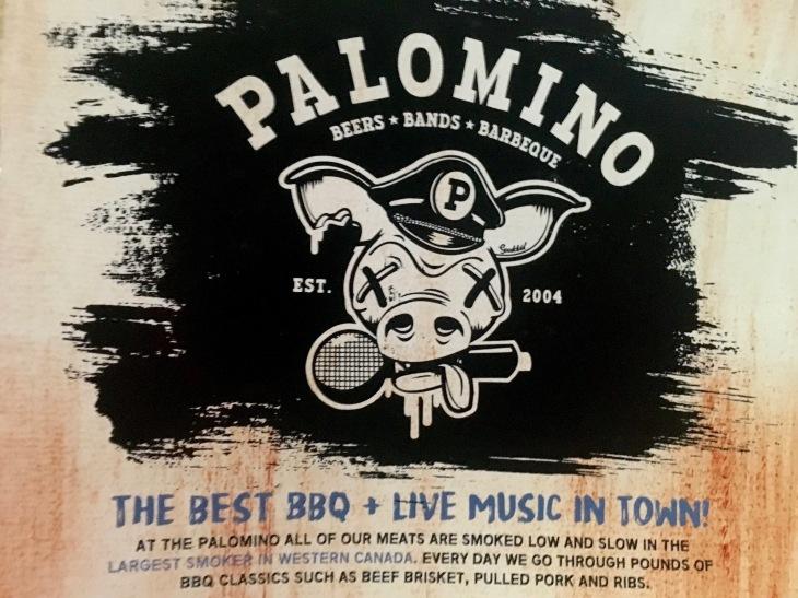 Palomino, Calgary